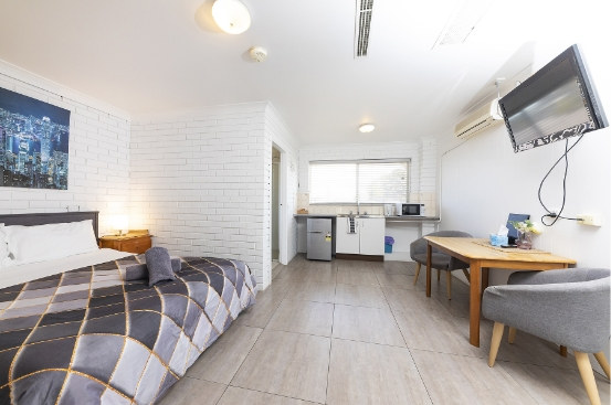 Home - accommodation